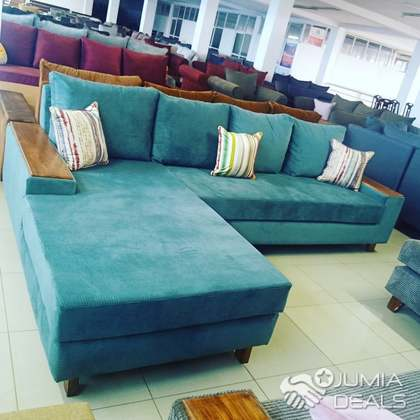 L Sofa For Sale Ready To Take Home Capital City Jumia Deals