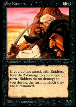 Erg Raiders