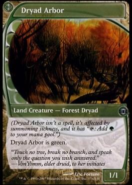 [Image of Dryad Arbor]