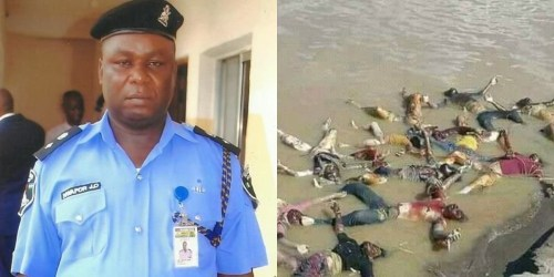 Anambra SARS Boss, CSP James Nwafor Accused Of Killings And Dumping Corpses  Inside Ezu River   Kanyi Daily