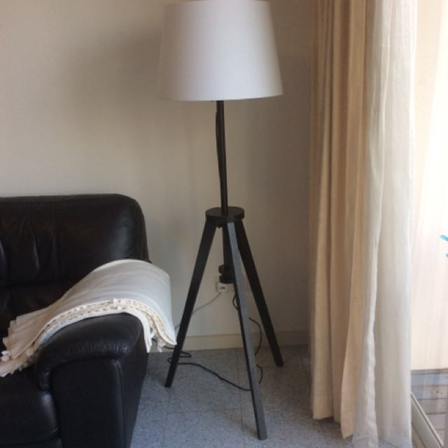 Floor And Table Lamp Ikea Lauter Furniture Home Decor On Carousell