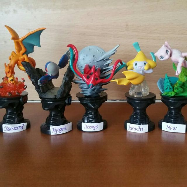 Pokemon Action Figures Hobbies Toys Toys Games On Carousell