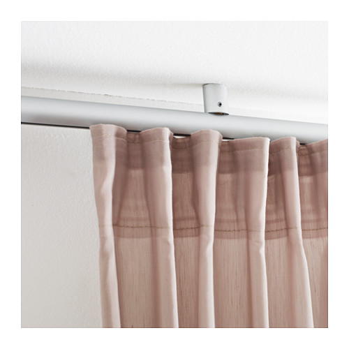 ikea kvartal 4 x curtain track with free magnetic touch