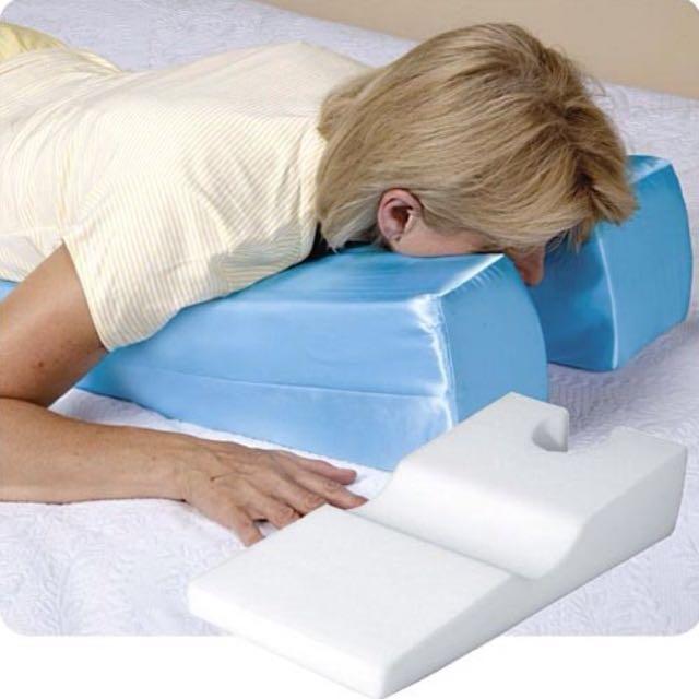 hermell face down pillow