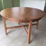 Ikea Leksvik Dining Table Furniture Tables Chairs On Carousell