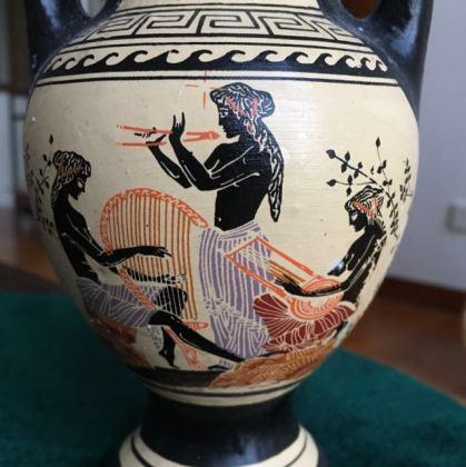 Greek Vase Decoration Download Wallpaper Full Wallpapers