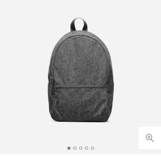 meowzy s items for sale on Carousell USA Everlane Street Nylon Zip Backpack