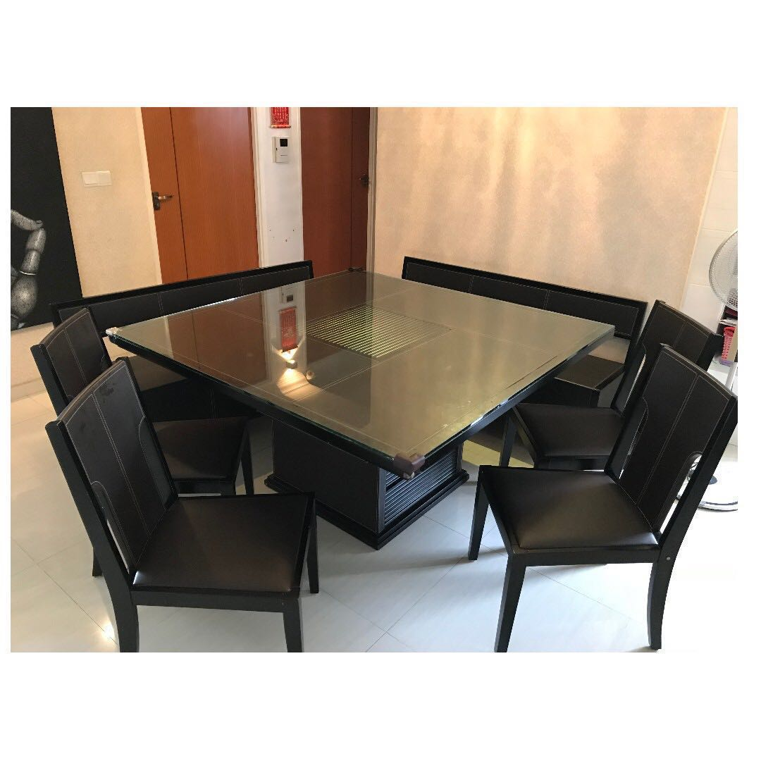 Dining Table Set Lorenzo For 10 Seater S 388 Furniture Tables Chairs On Carousell