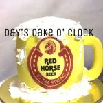 Beermug Fondant Cake Food Drinks On Carousell