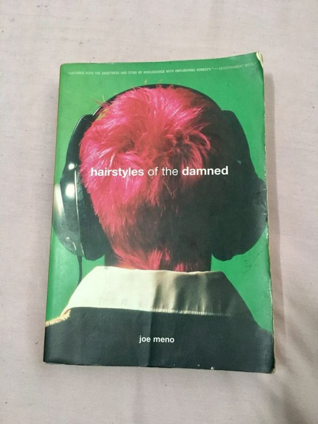 hairstyles of the damned by joe meno on carousell