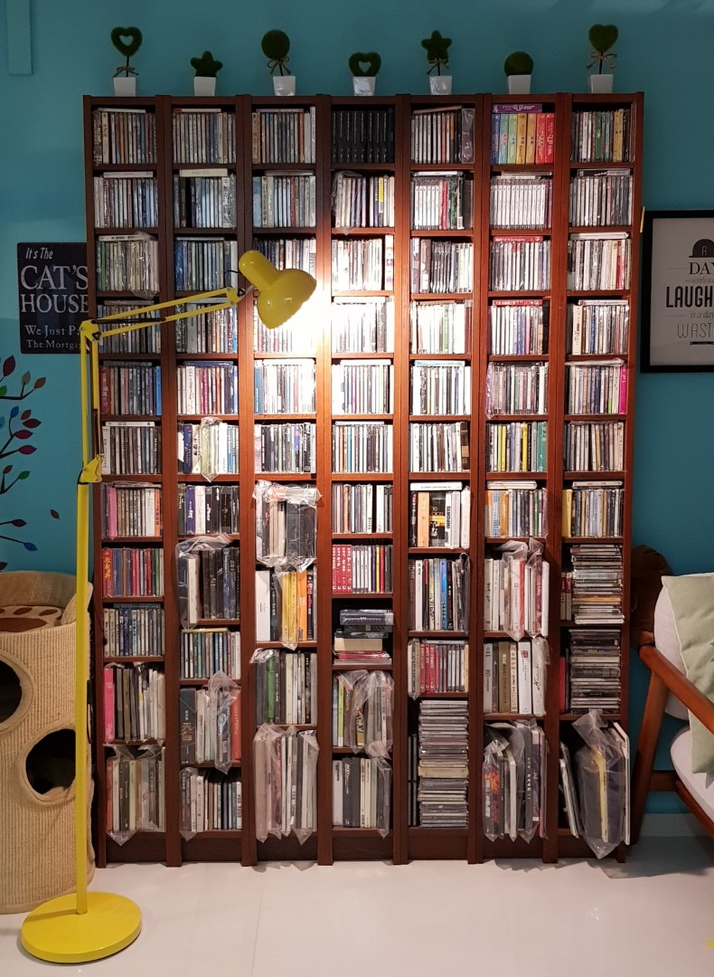 ikea cd shelf cd rack
