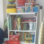 Ikea Kids Bookshelf Furniture Shelves Drawers On Carousell