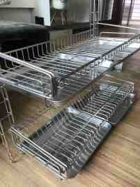 Song Cho Wel Mi Series Stainless Steel Dish Rack Home Appliances Kitchenware On Carousell