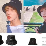 Jungkook Bucket Hat 2019 Famous Person