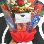 Buket Bunga Dan Snack Di Semarang Desain Kerajinan Tangan Barang Aksesoris Kerajinan Di Carousell