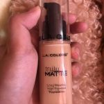 La Colors Truly Matte Foundation Health Beauty Makeup On Carousell