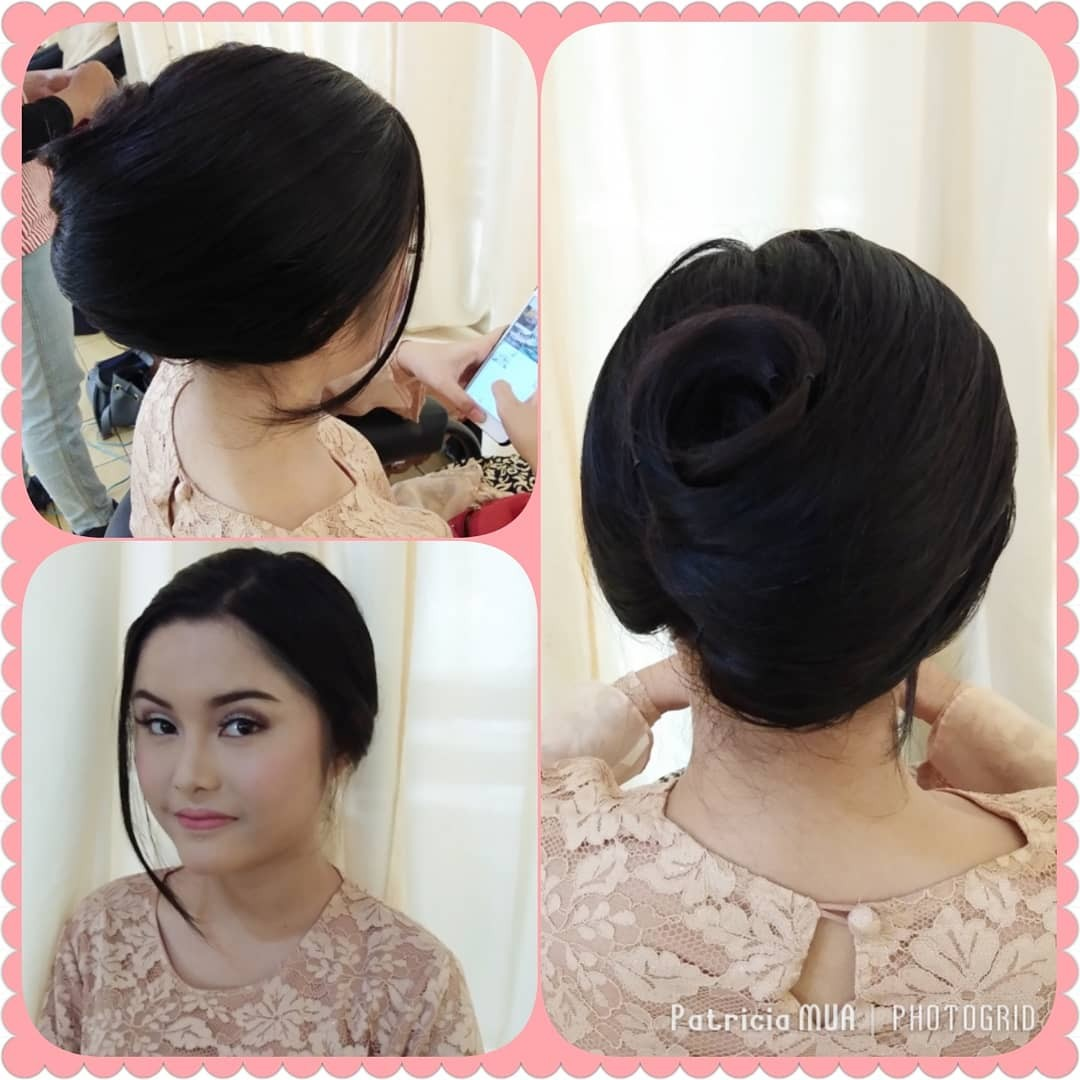 Hairdo Sanggul Modern Services Beauty Services On Carousell