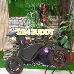 Dyu E Scooter Black Carbon Fiber Sticker Kit For Body For Scooters Bicycles Pmds Personal Mobility Devices E Scooters On Carousell