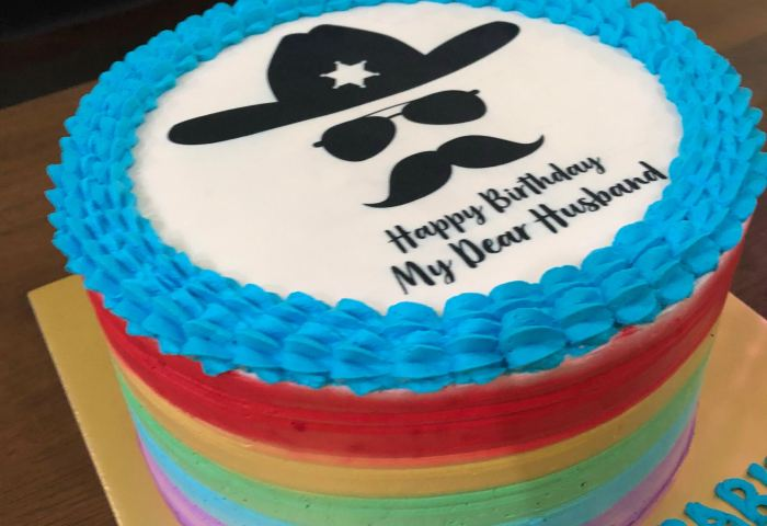 Customize Image Cake Food Drinks Baked Goods On Carousell