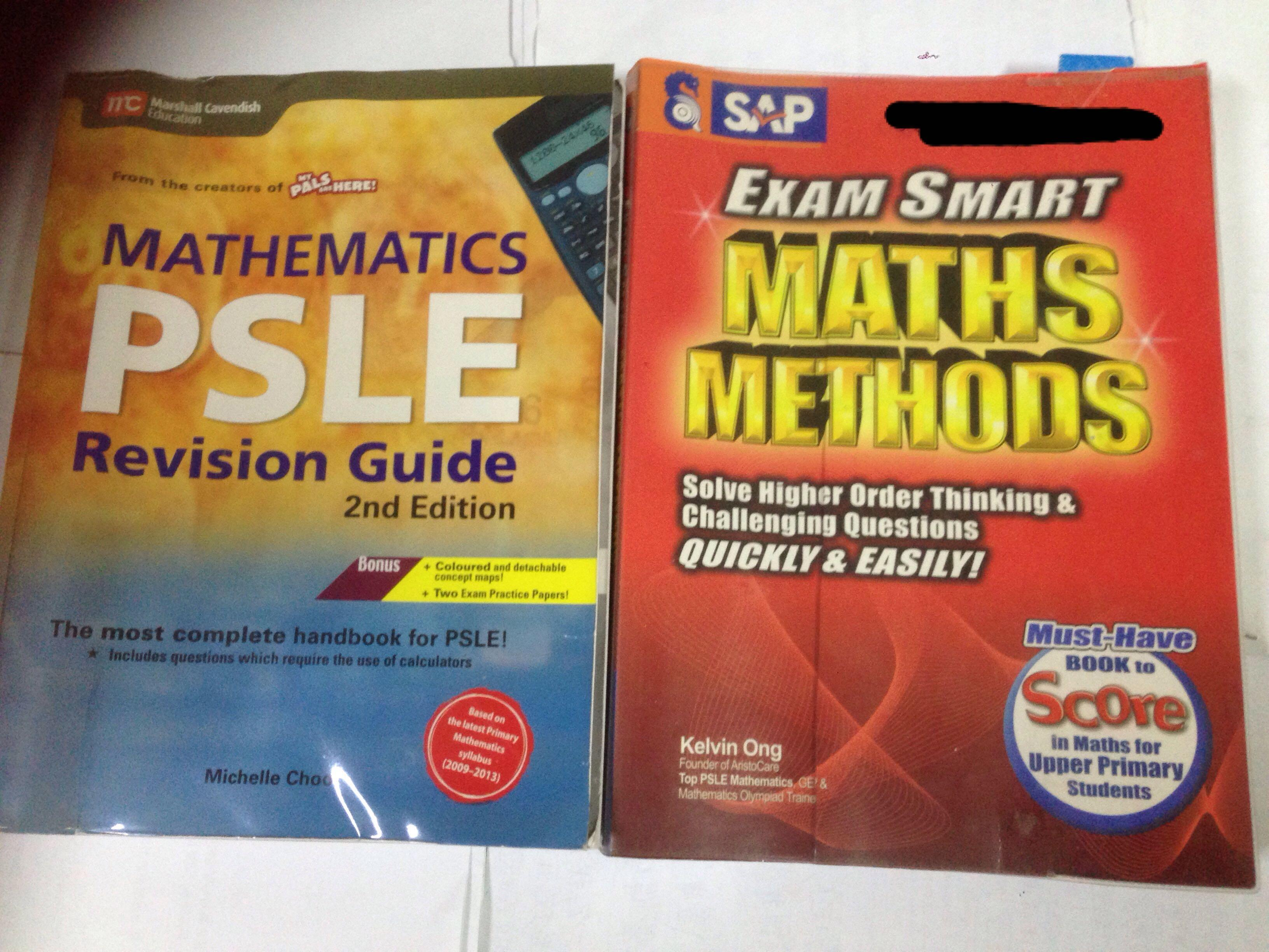 Mathematics Psle Revision Guide
