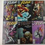 Flash 1987 2nd Series The Black Flash Comics Set Books Stationery Comics Manga On Carousell
