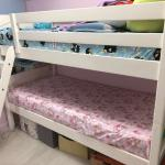 Maxtrix Bunk Bed Furniture Beds Mattresses On Carousell