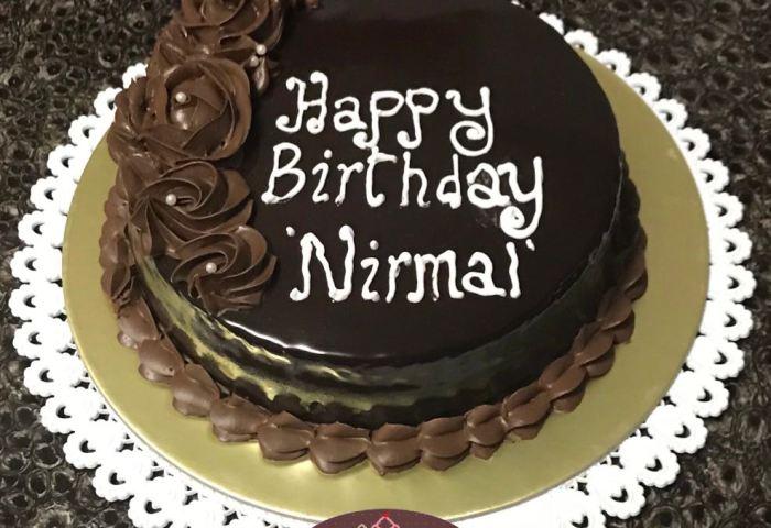 Birthday Cake Chocolate Cake Food Drinks Baked Goods On Carousell