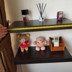 Ikea Lack Floating Wall Shelf Furniture Shelves Drawers