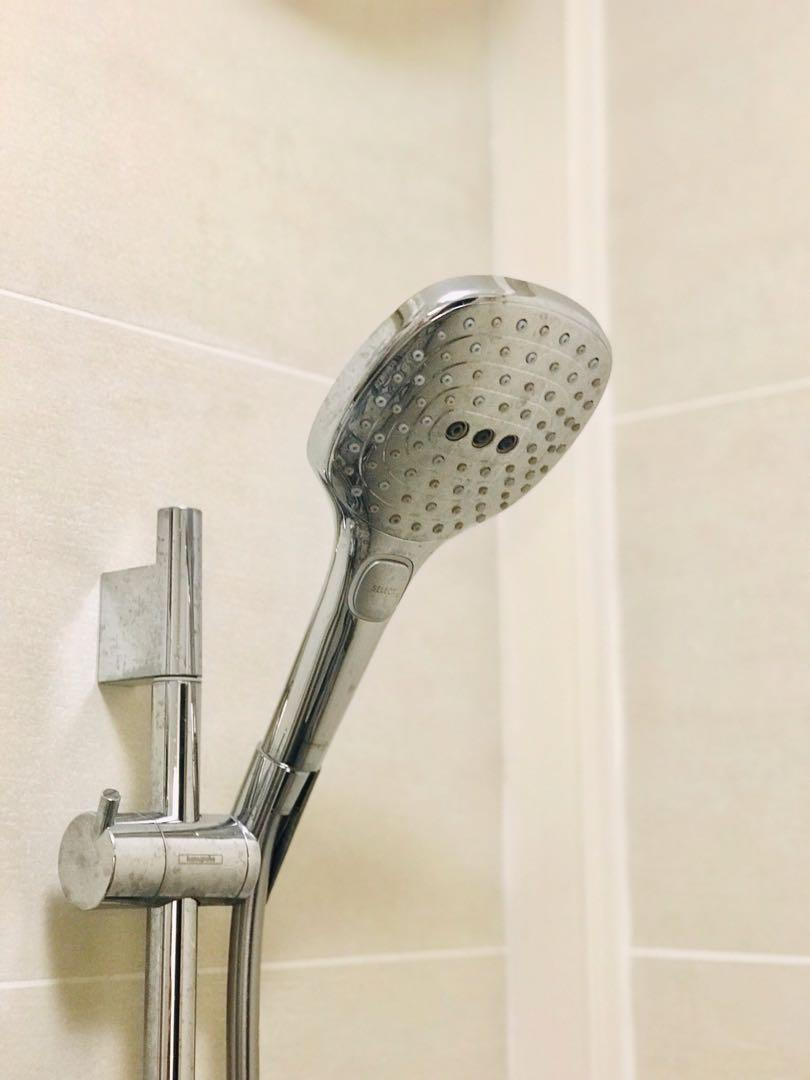 Hansgrohe Shower Head Everything Else On Carousell