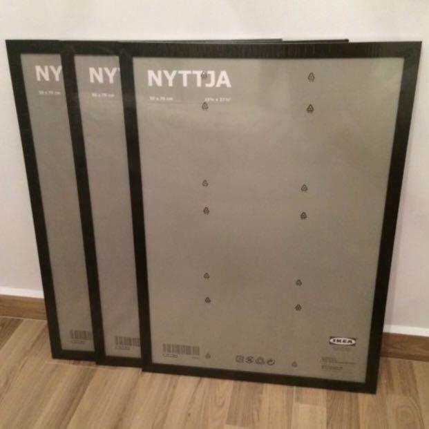 ikea 50x70cm photo poster frame