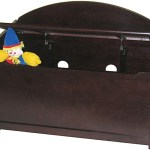 Po Lipper 598e Child S Toy Chest Espresso Finish Furniture Shelves Drawers On Carousell