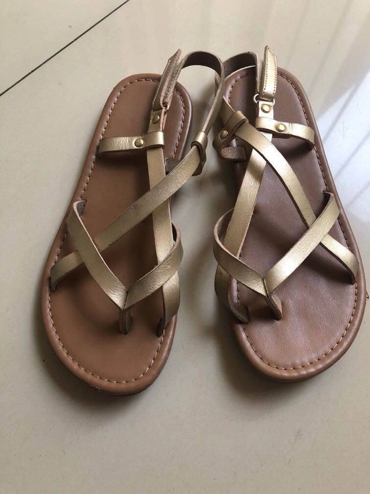Sandal American Eagle Kids Babies Kids Girls Apparel 8 To 12 Years On Carousell