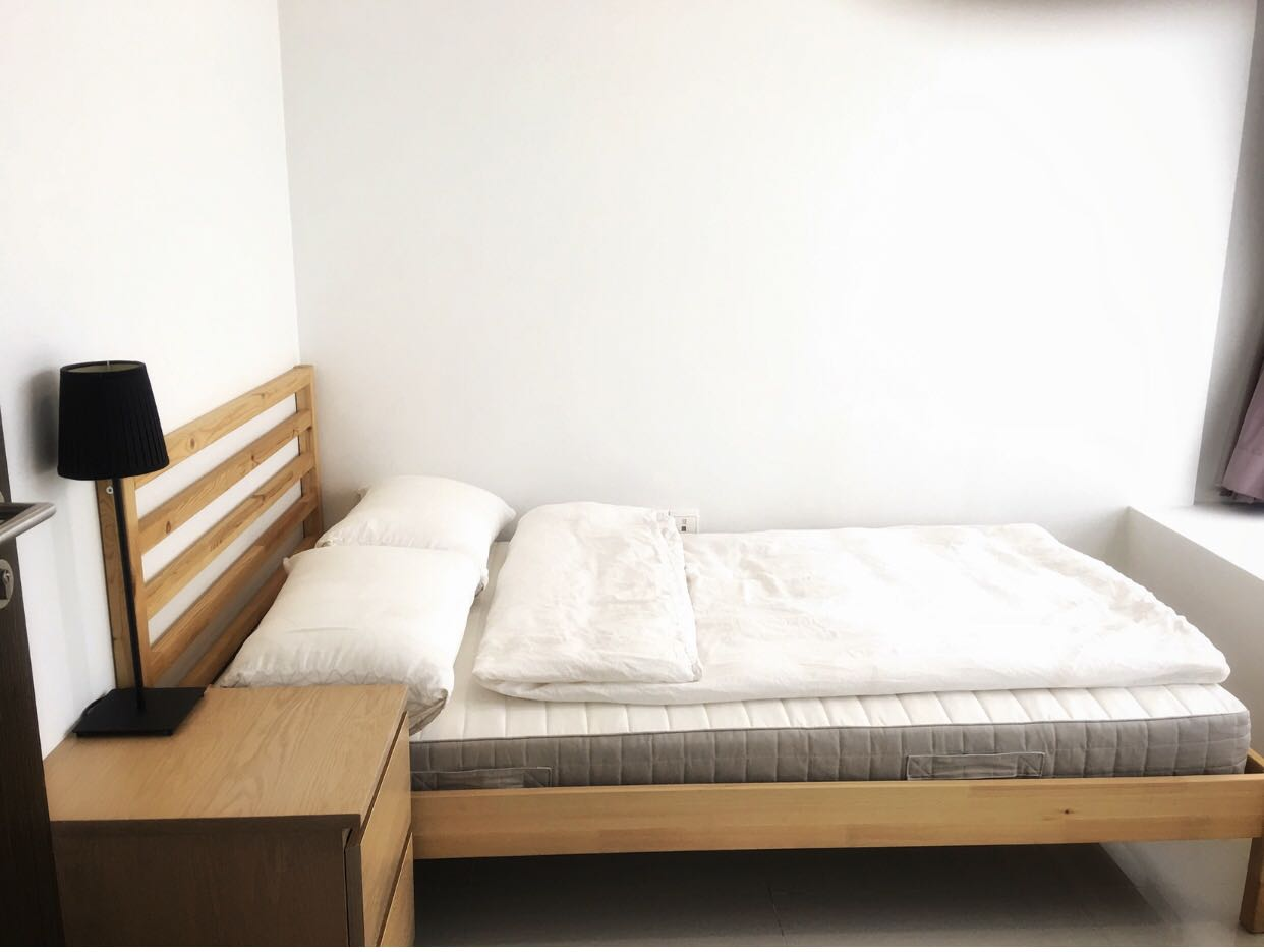 ikea tarva super single bed frame mattress