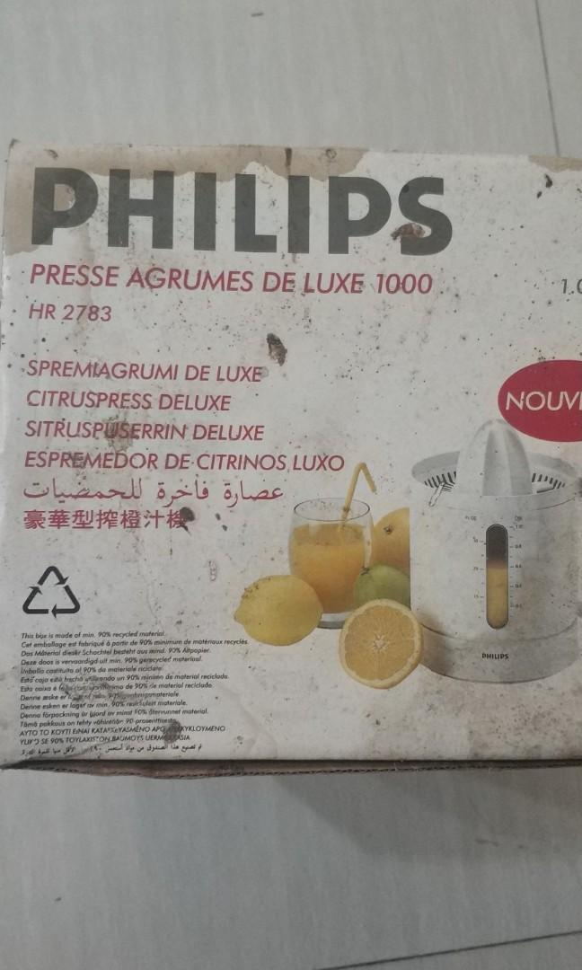 Perasaan Jeruk Philips Hr 2783 Kitchen Appliances Di Carousell