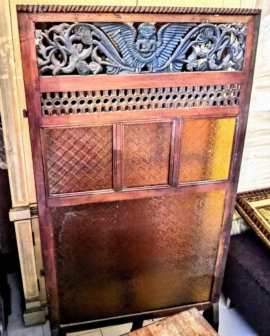 Balinese Screen Room Divider Home Furniture Furniture On Carousell