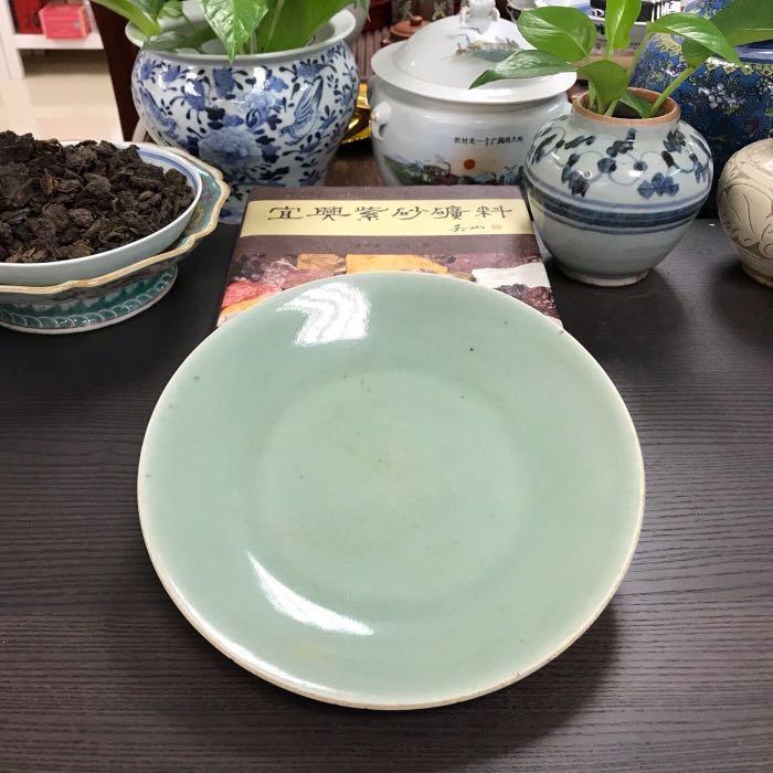 清代豆青釉大盤#3134 23.5*3.5cm左右 品相基本完整,儘管你按了,現在 臺灣的銀行都還 不行 使用 1.提領錢 2.轉帳或支付 的服務 ,按下