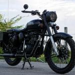 2018 Royal Enfield Classic 500 Stealth Black Motorbikes Motorbikes For Sale On Carousell