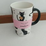 Limited Edition Starbucks X Kate Spade Mug Home Appliances Kitchenware On Carousell