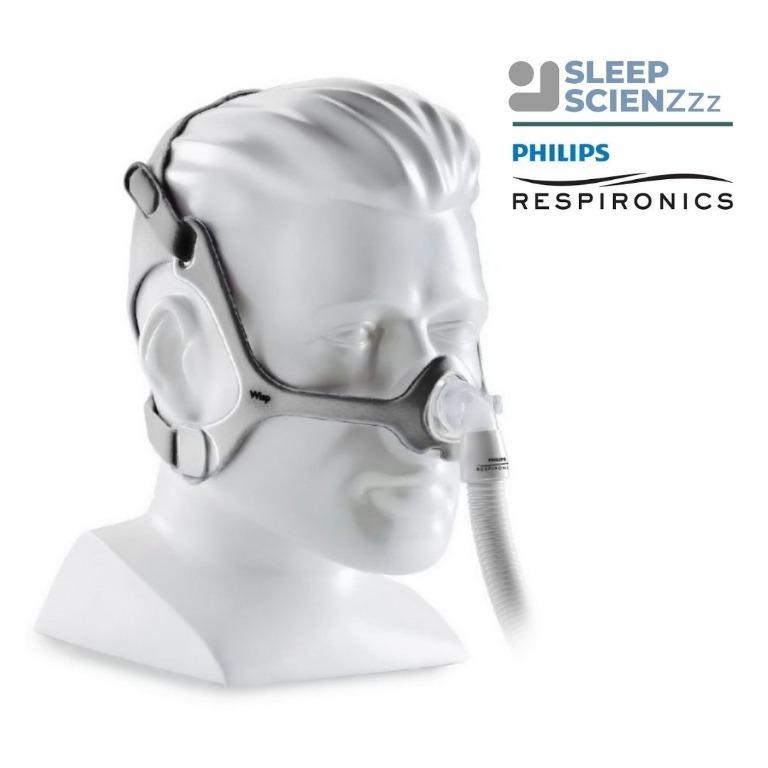 wisp nasal mask by philips respironics cpap apap bipap
