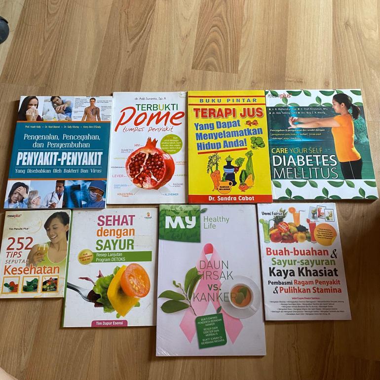 Buku 252 Tips Tentang Kesehatan