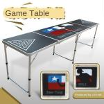 Beer Pong Foldable Game Table Furniture Tables Chairs On Carousell