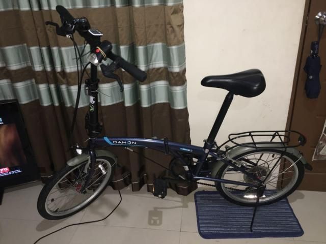 Dahon suv d6, Sports, Bicycles on Carousell
