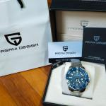 Pagani Design Aquaracer Automatic Sport Watch Men S Fashion Watches On Carousell