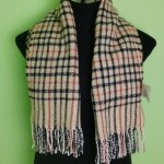 Daks London Wool Muffler Scarf Women S Fashion Accessories On Carousell