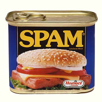 Image result for healthy for spam