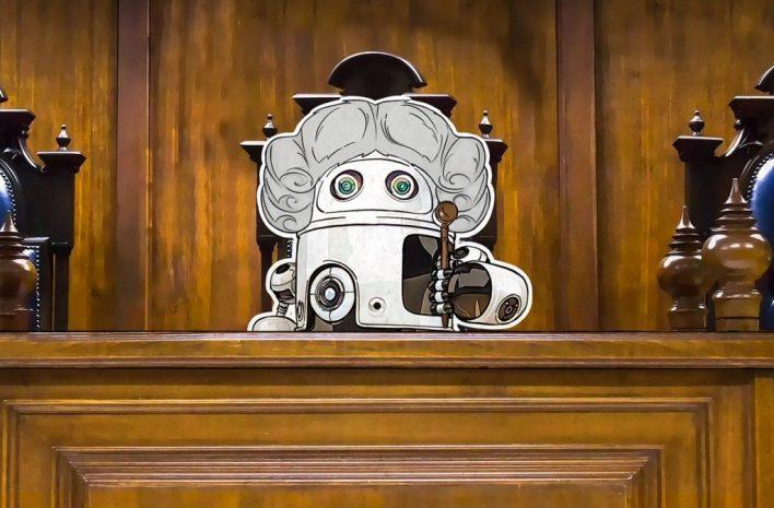الذكاء الاصطناعي يساعد القضاة وضباط الشرطة والأطباء.  ولكن ما الذي يوجه عملية صنع القرار؟