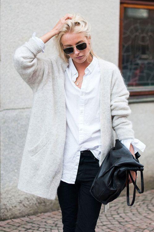 Dagens stiltips – välj en slimmad nederdel om överdelen är stor.