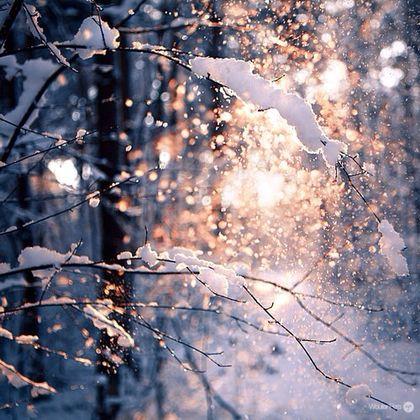 Jag längtar efter snön!