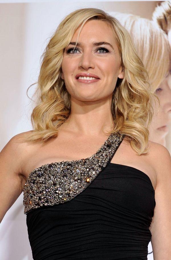 Gör som Kate Winslet och satsa på glittriga detaljer i jul!