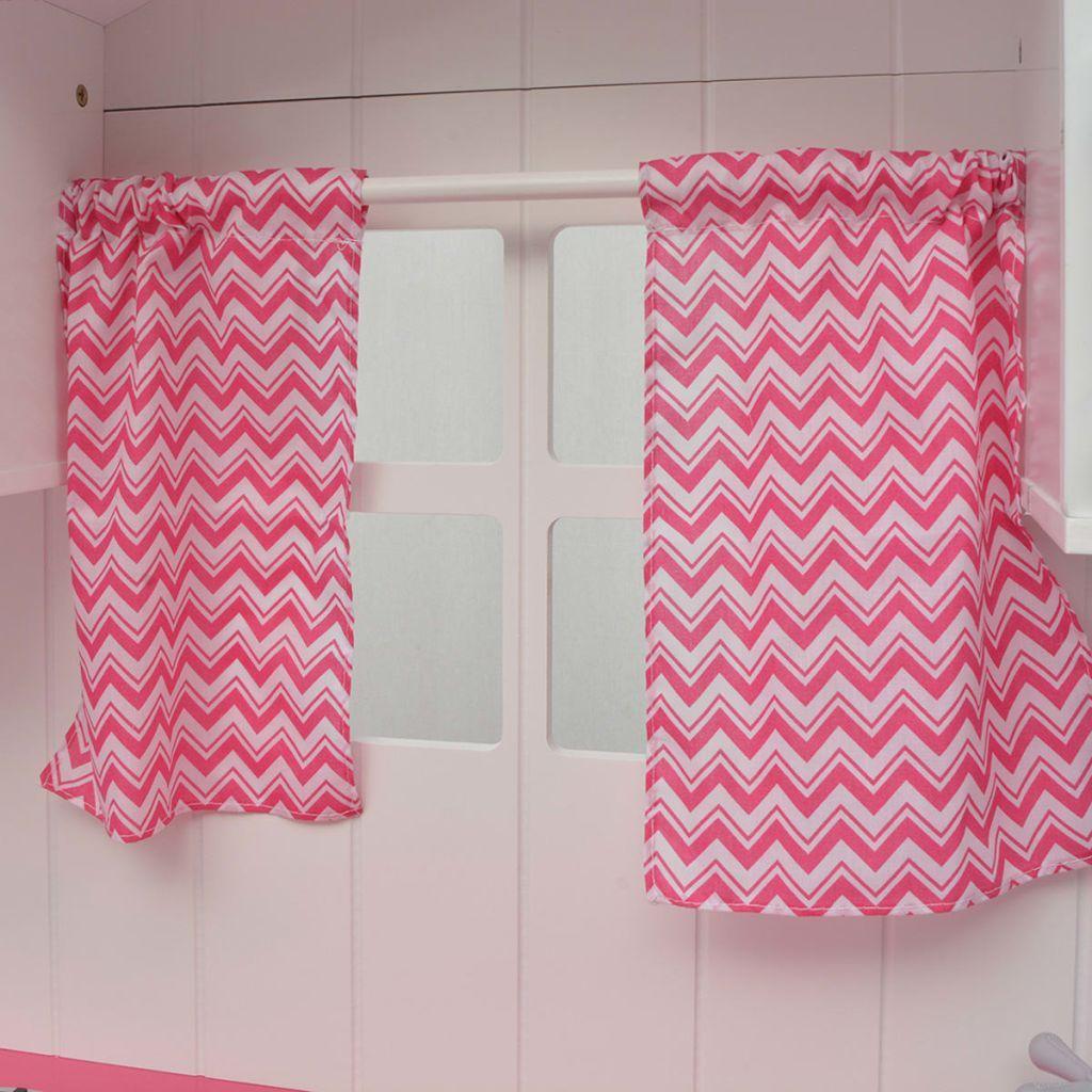 vidaxl spielzeugkuche holz 82 30 100 cm rosa und weiss
